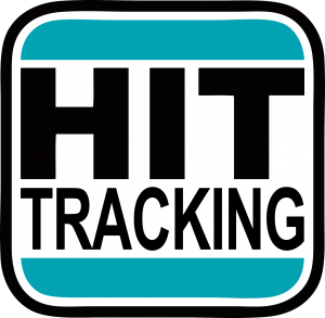 Hit-Tracking geolocation system