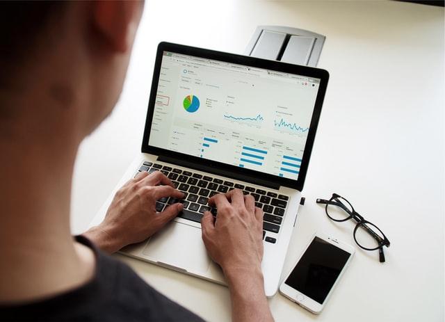 Module comptabilité analytique de l'ERP construction Hit-Office