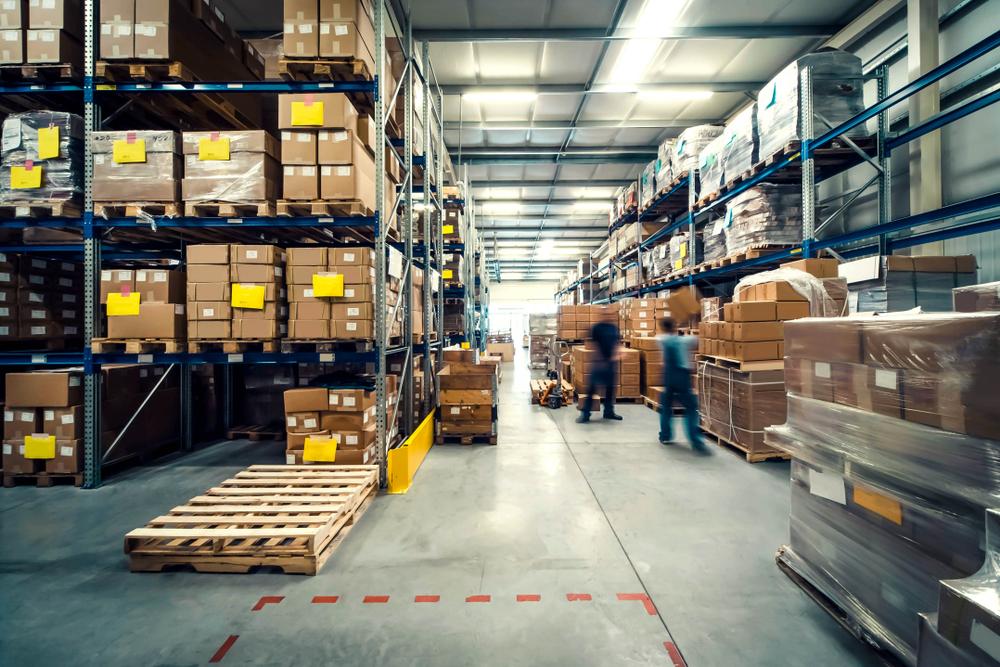 Module Stock de l'ERP construction Hit-Office