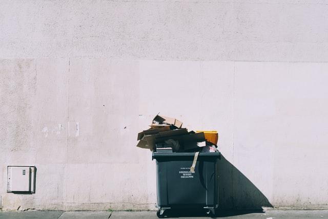 Abfallwirtschaftsmodul des Hit-Office Bau-ERP